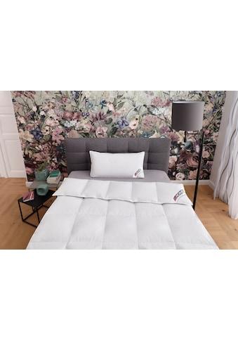 my home Federbettdecke + Federkissen »Amy«, 135x200 cm Bettdecke, Spitzenqualität zum... kaufen