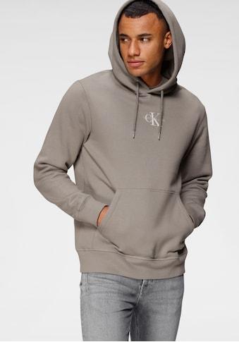Calvin Klein Jeans Kapuzensweatshirt »NEW ICONIC ESSENTIAL HOODIE« kaufen