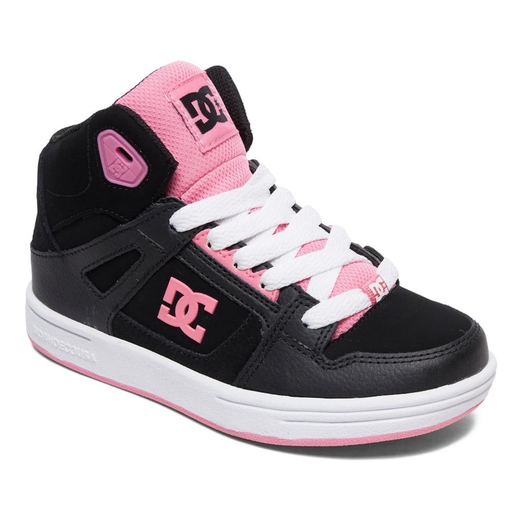DC Shoes Sneaker »Pure Hi«