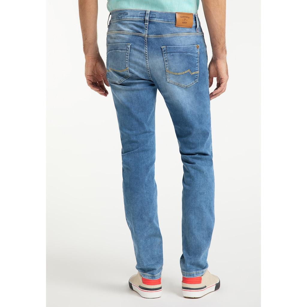 Pioneer Authentic Jeans Slim-fit-Jeans »5-Pocket-Hose ERIC HANDCRAFTED Megaflex «