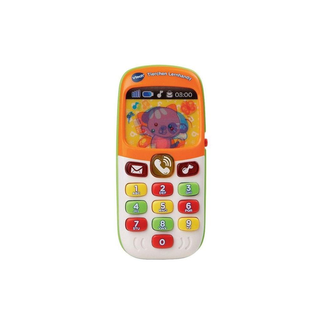 Vtech® Lerntablet »VTech Baby Tierchen Lernhandy«, mit Licht und Ton
