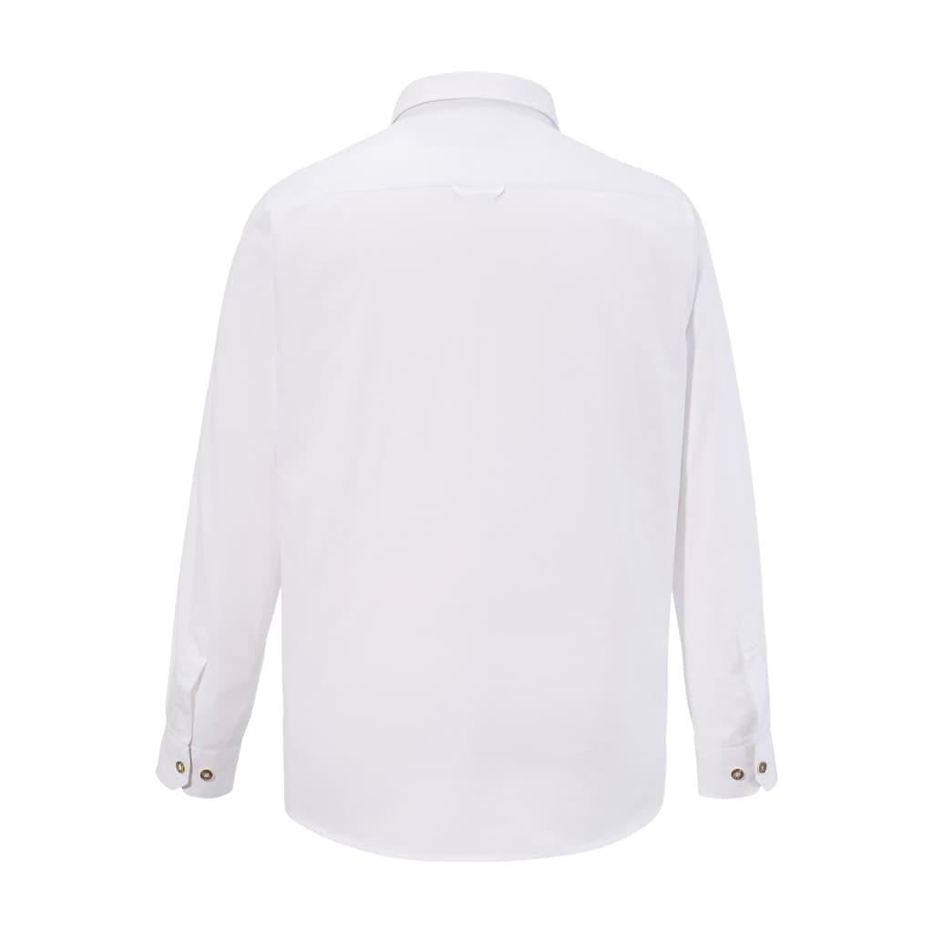 Country Line Trachtenhemd, mit kleinem Hirschstick