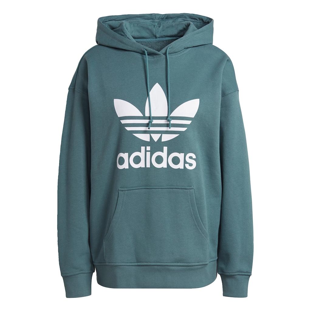 adidas Originals Hoodie »ADIDAS ADICOLOR TREFOIL«, mit grossem Logodruck
