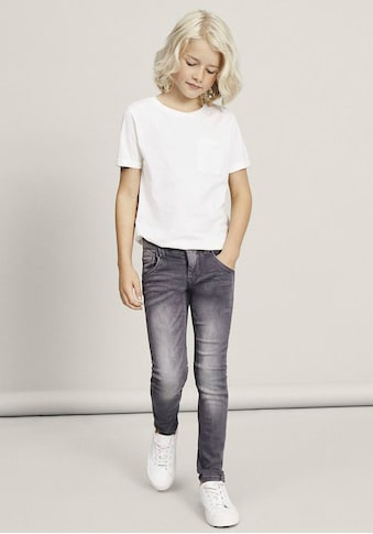 Name It Slim-fit-Jeans »NITCLAS XSL/XSL DNM PANT« kaufen