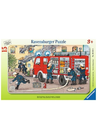 Ravensburger Puzzle »Mein Feuerwehrauto« kaufen