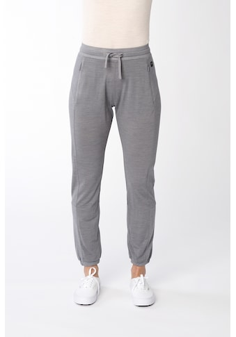 SUPER.NATURAL Jogginghose »W ACTIVE PANT«, funktioneller Merino-Materialmix kaufen