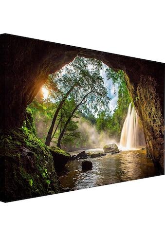 Reinders! Wandbild »Steinhöhle« kaufen