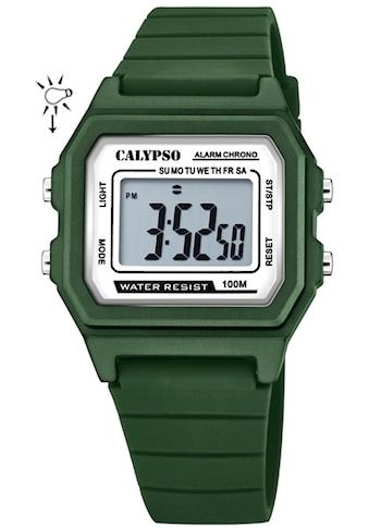 CALYPSO WATCHES Chronograph »Digital Crush, K5805/2« kaufen