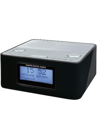Radiowecker, soundmaster, »UR170SW Schwarz« kaufen