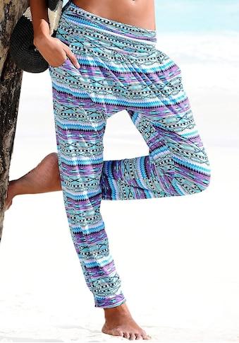 s.Oliver Beachwear Strandhose, mit schmaler Form kaufen