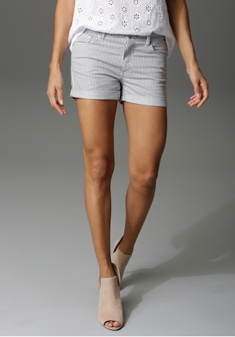 Aniston CASUAL Shorts, im Streifen-Look kaufen