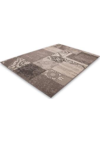 Teppich, »Contempo 139«, LALEE, rechteckig, Höhe 10 mm, maschinell gewebt kaufen