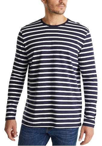 Esprit Langarmshirt, gestreift kaufen