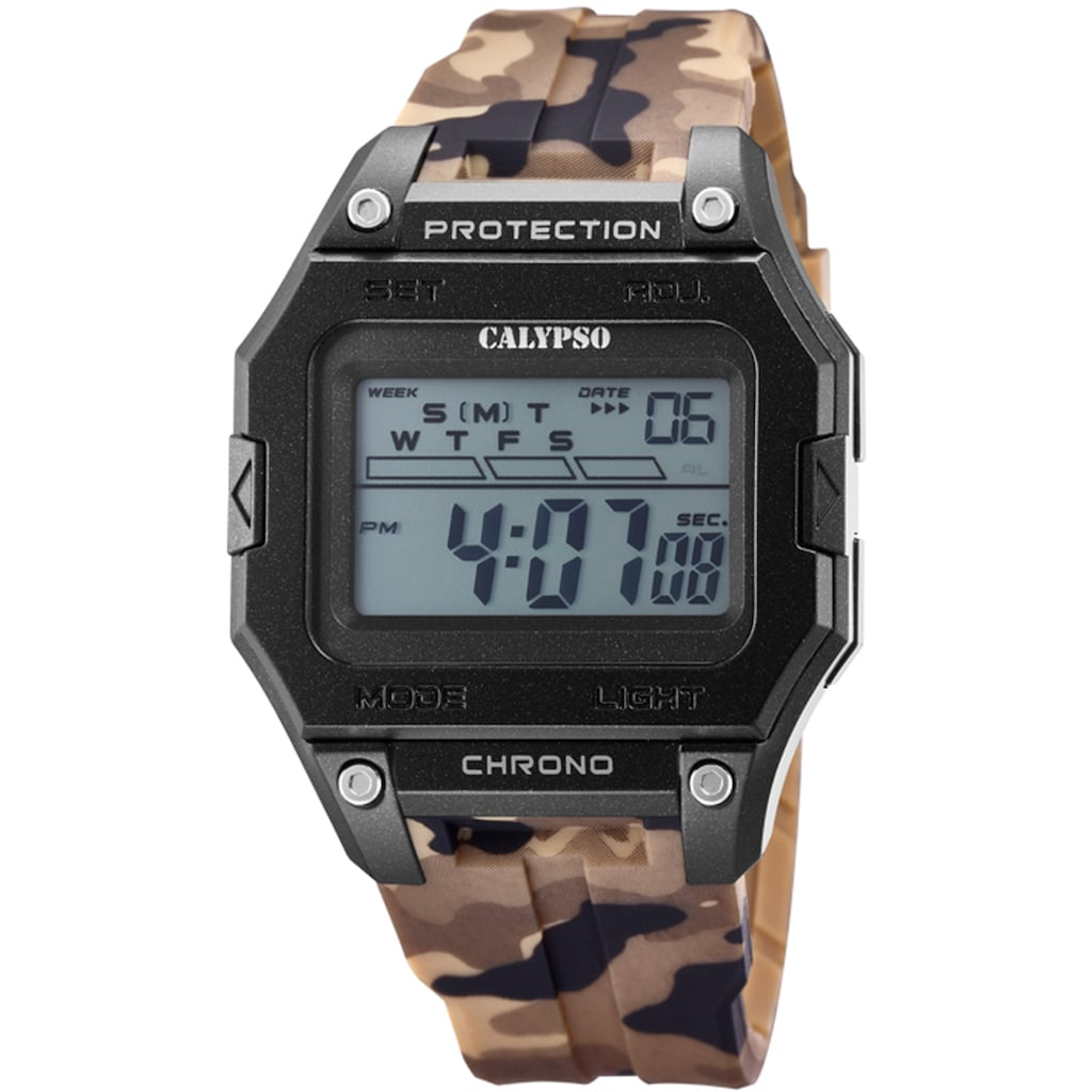 CALYPSO WATCHES Chronograph »X-Trem, K5810/2«