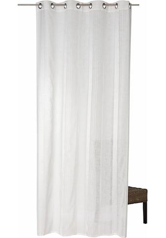 freundin Home Collection Gardine »FD Sea Dream«, HxB: 255x140 kaufen