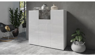 TRENDMANUFAKTUR Highboard »Power« kaufen
