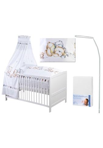 Bett - Set, »Jan Schmusebär«, Zöllner kaufen