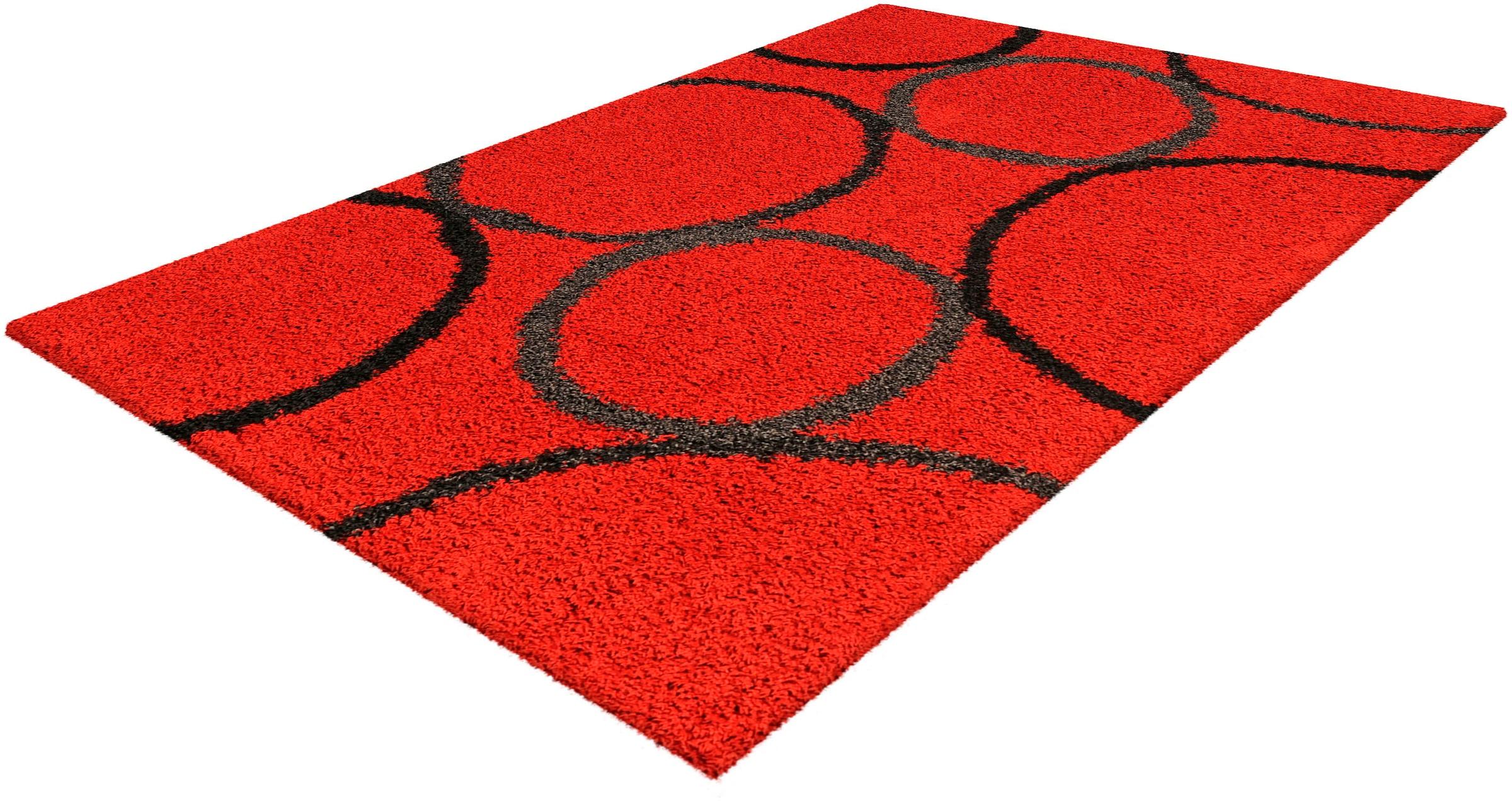 Image of Arte Espina Hochflor-Teppich »Maedow 4004«, rechteckig, 40 mm Höhe, Wohnzimmer