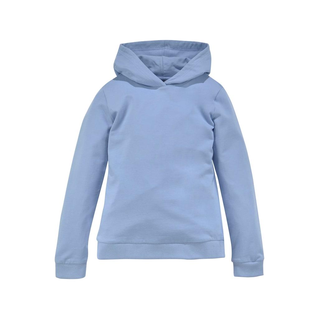 Arizona Kapuzensweatshirt, mit modischem Rückendruck
