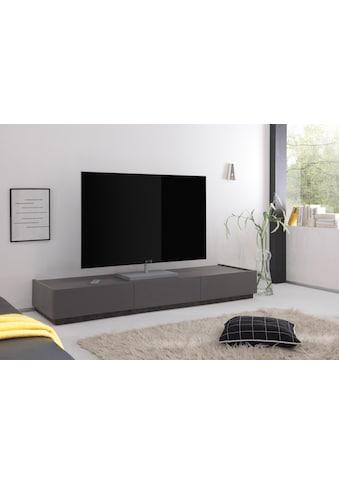 Places of Style TV-Board »Zela«, mit 3 Schubladen, Breite 184 cm kaufen
