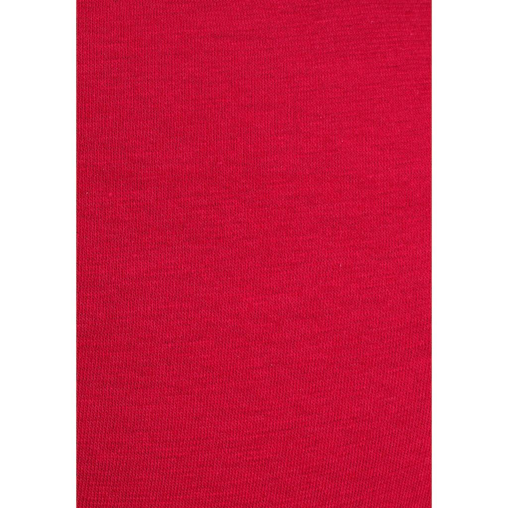 H.I.S Slip, aus Baumwoll-Stretch