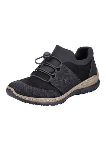 Rieker Slip-On Sneaker, mit Elastikeinstieg, zum Schlupfen kaufen