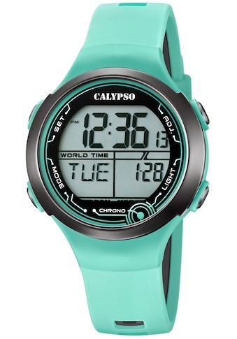 CALYPSO WATCHES Chronograph »Digital Crush, K5799/4« kaufen