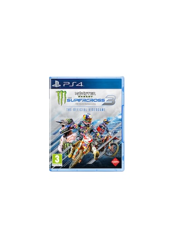 Spiel »Monster Energy Supercross 3«, PlayStation 4 kaufen