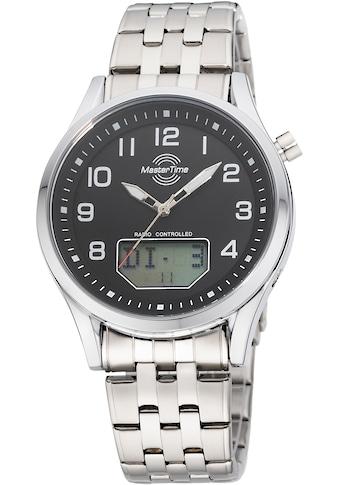 MASTER TIME Funkuhr »Specialist, MTGA-10717-21M« kaufen
