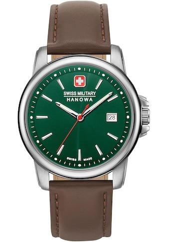 Swiss Military Hanowa Schweizer Uhr »SWISS RECRUIT II, 06-4230.7.04.006« kaufen