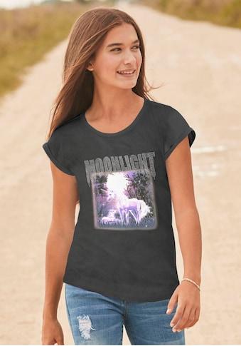 Arizona T-Shirt »MOONLIGHT«, in legerer Passform kaufen