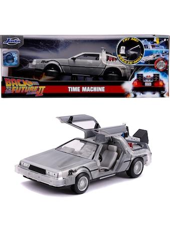 JADA Spielzeug-Auto »Time Machine, Back to the Future 2« kaufen