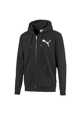 PUMA Kapuzensweatjacke »KA Hooded Jacket« kaufen