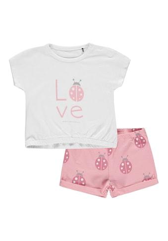 Bellybutton Set: Schlafanzug 2tlg. T - Shirt, Shorts (2) kaufen