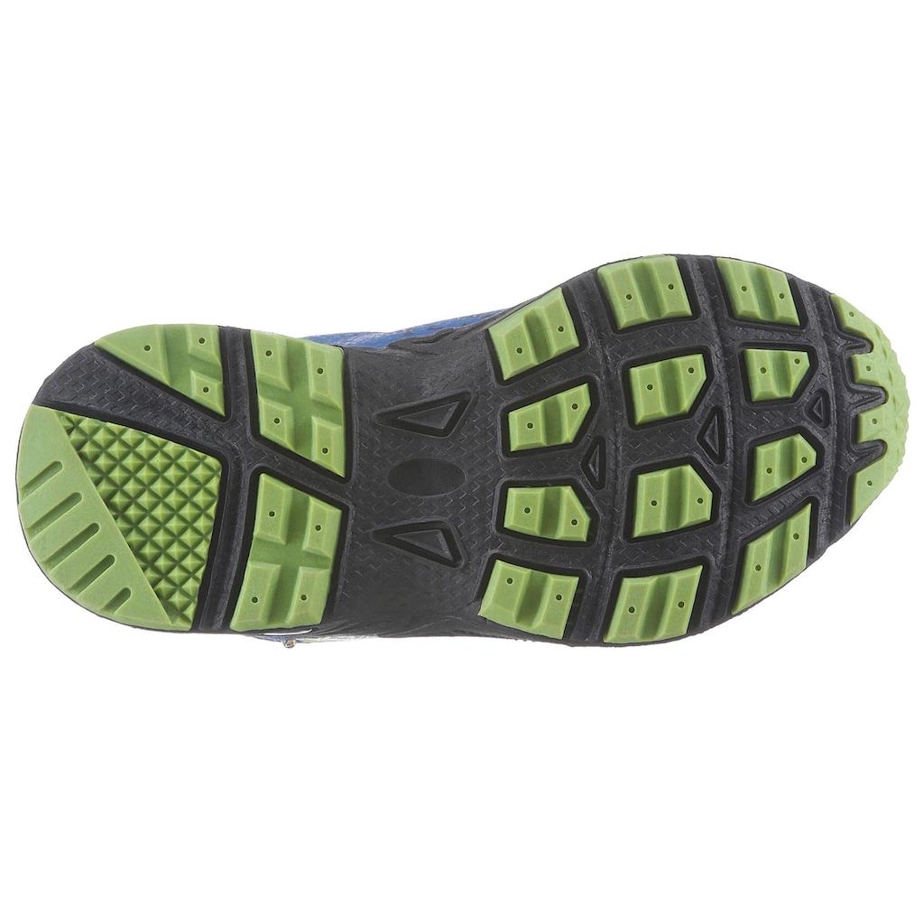 Lico Sneaker »Blinkschuh Loader V Blinky«, mit herausnehmbarer Innensohle