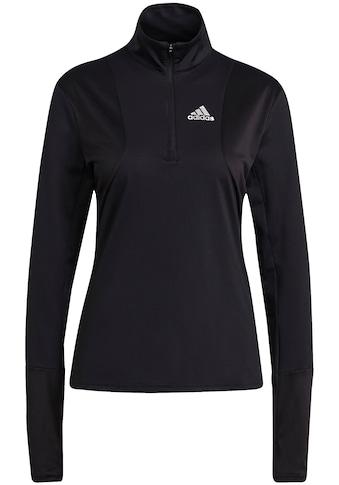 adidas Performance Laufshirt »ADIDAS OWN THE RUN 1/2 ZIP WOMEN« kaufen