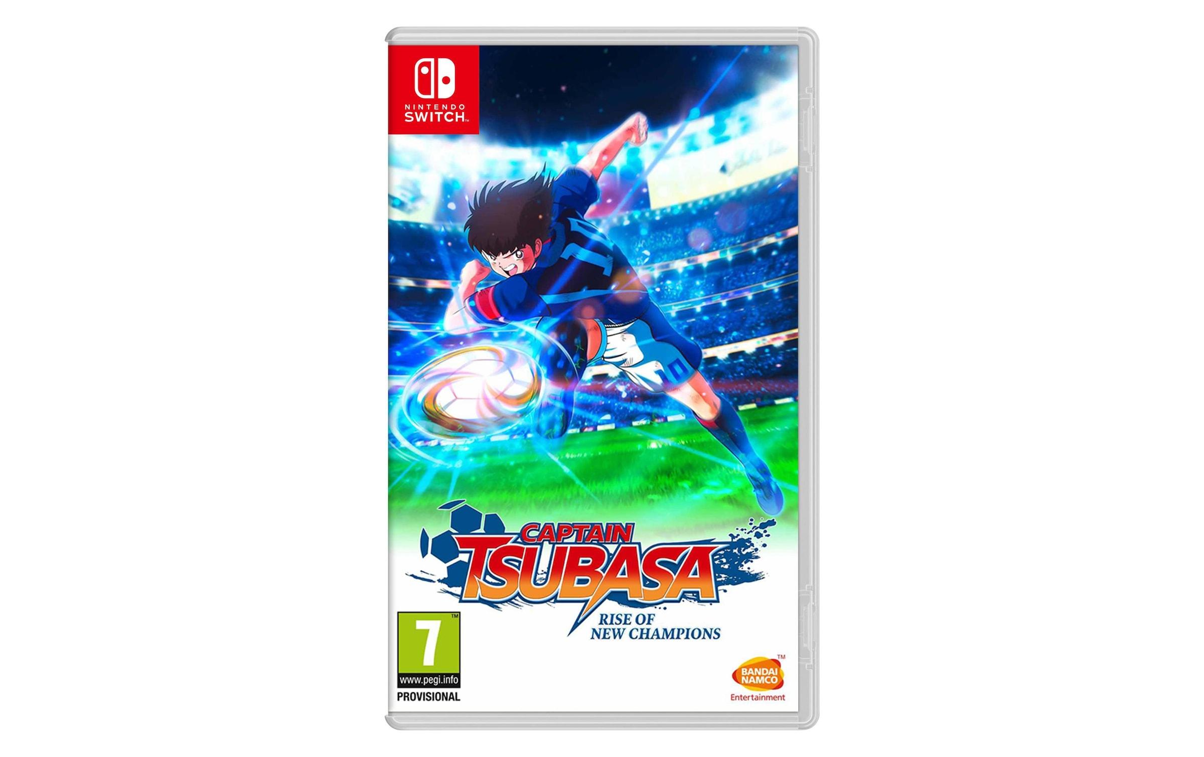 Image of BANDAI NAMCO Spiel »Captain Tsubasa: Rise of New Champions«, Nintendo Switch