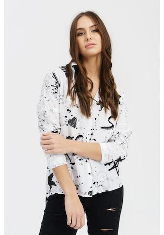 trueprodigy Hemdbluse »Paris Rocks«, mit modernem All-Over-Print kaufen