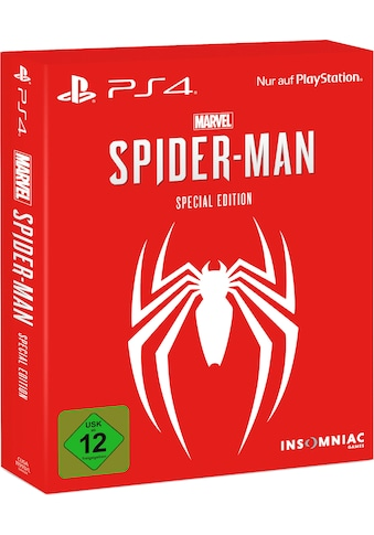 Marvel´s Spider - Man Special Edition PlayStation 4 kaufen