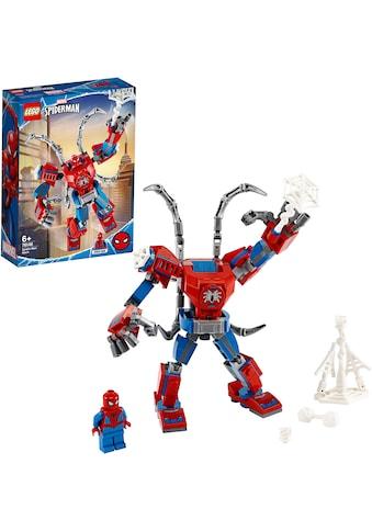 LEGO® Konstruktionsspielsteine »Spider-Man Mech (76146), LEGO® Marvel Super Heroes«,... kaufen