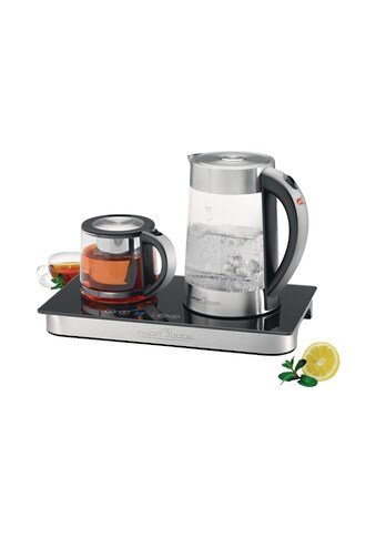 Tee und Wasserkocher, Profi Cook, »PCTKS 1056, Silberfarben, Schwarz« kaufen