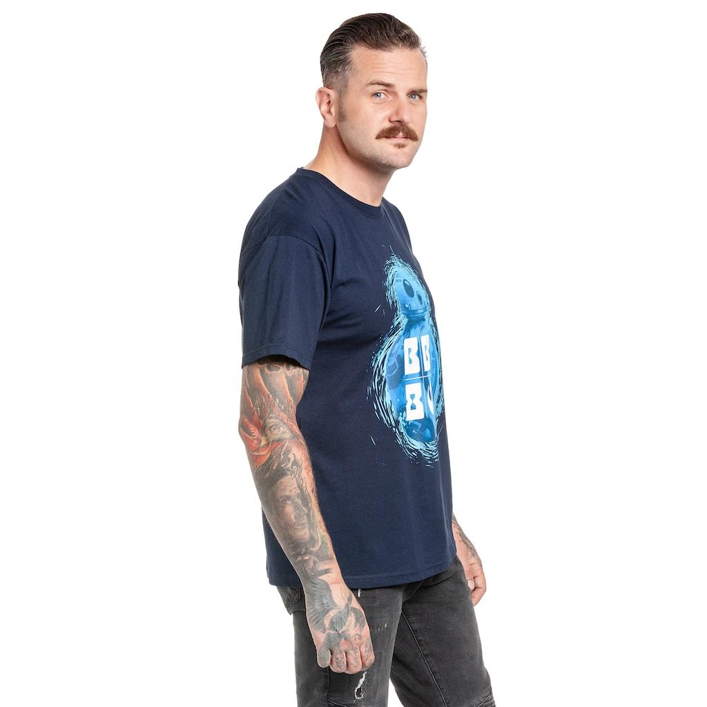 Star Wars T-Shirt »BB8 Blue«