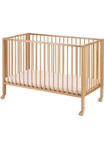tiSsi® Babybett, »Buche Natur« kaufen
