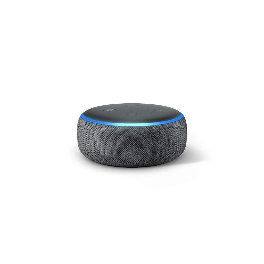 Smart Speaker »Echo Dot (3. Gen.) Anthrazit«