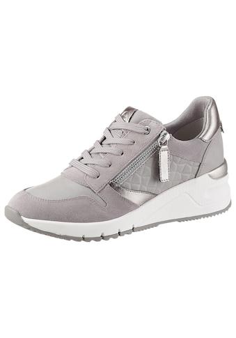 Tamaris Wedgesneaker »REA«, mit Wechselfussbett kaufen
