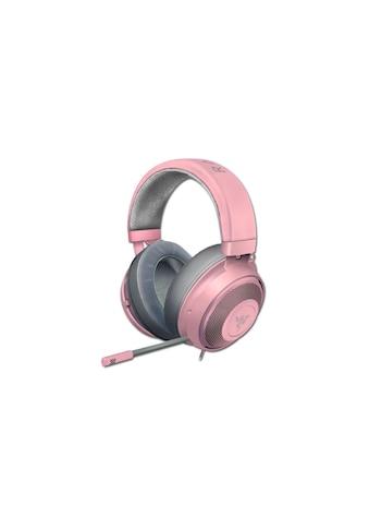 Headset, Razer, »Kraken, Quartz Pink« kaufen