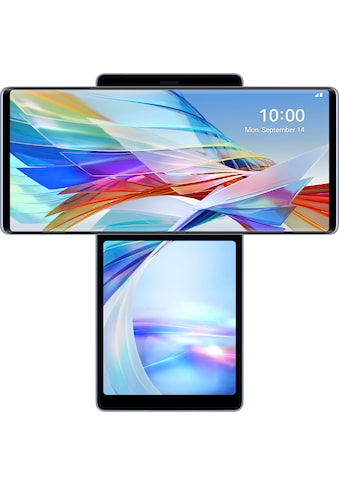 "LG Smartphone »WING«, (17,27 cm/6,8 "", 128 GB, 64 MP Kamera) kaufen"