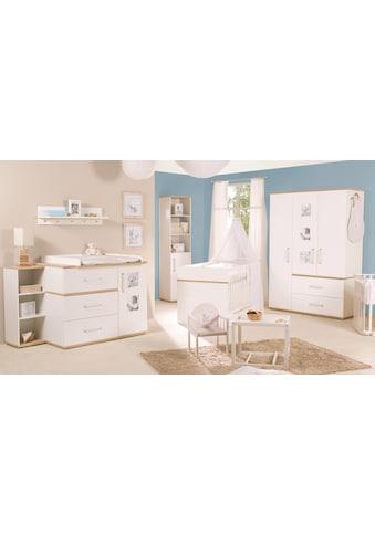 Roba® Babyzimmer - Komplettset »Pia« (Set, 3 - tlg) kaufen