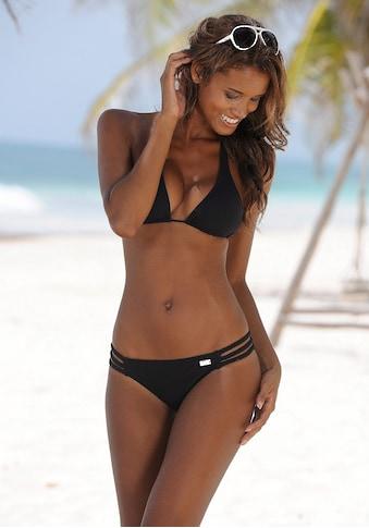 Buffalo Bikini-Hose »Happy«, mit geflochtenen Bändern kaufen