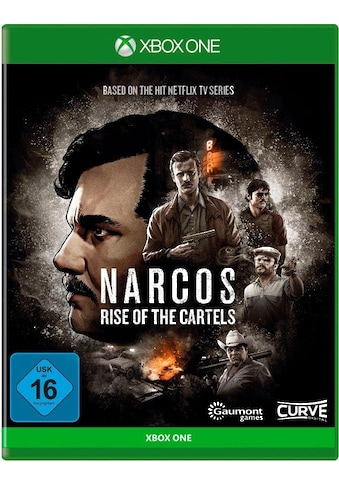 Narcos: Rise of the Cartels Xbox One kaufen